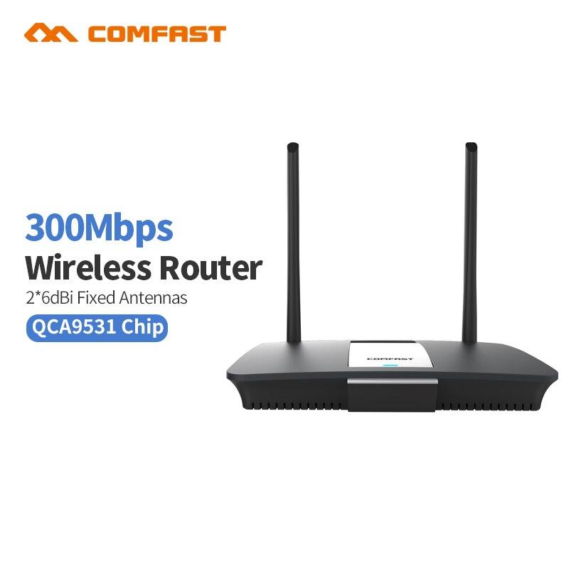 Comfast CF-WR610N 300 Mbps routeur sans fil ac industriel avec antenne 14dBi contrôleur ca + routeur sans fil mode QCA9531 chipset