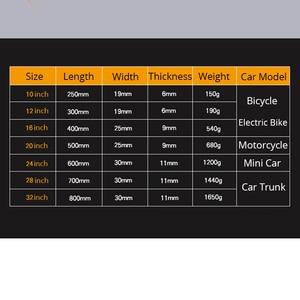 Image 2 - Juego de Herramientas para quitar neumáticos, Kit de cambio de neumático profesional para motocicleta, cucharas de palanca, 1 unidad
