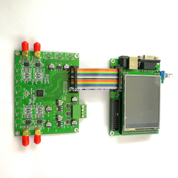 AD9959 multi-channel DDS module STM32TFT color touch screen rotary encoder control frequency
