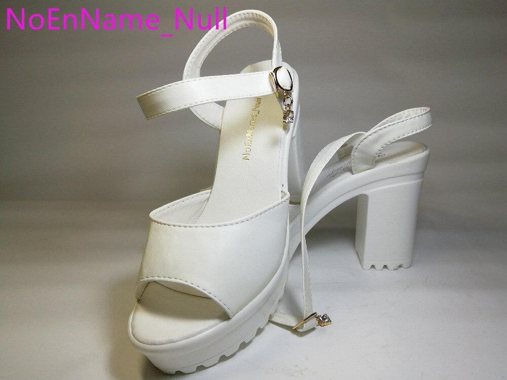 Drop Shipping Thick High Heels Platform Summer Dress Shoes For Women Sexy Casual Peep Toe Sandal Hot Sale 2017 женское платье summer dress 2015cute o women dress
