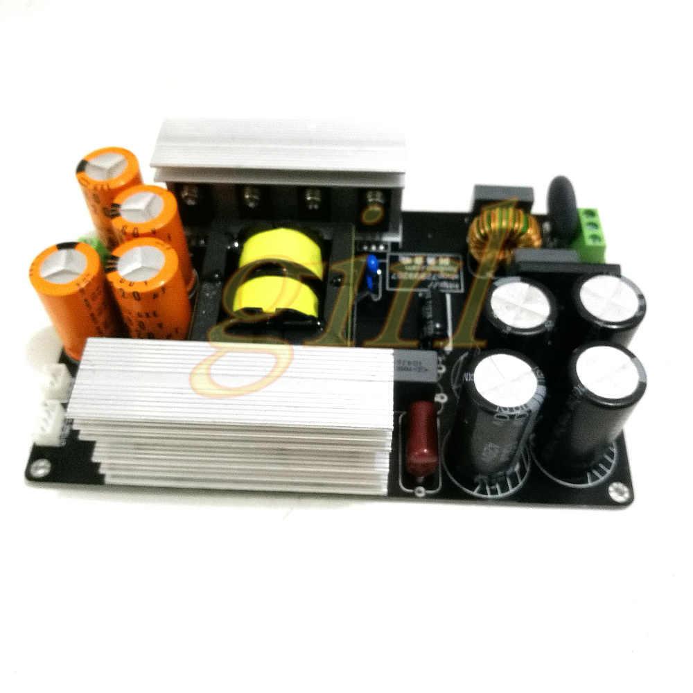 Лихорадка LLC выключатель питания пластина лихорадка, мощность усилителя 1000 Вт положительные и отрицательные 80 В звук чистый натуральный