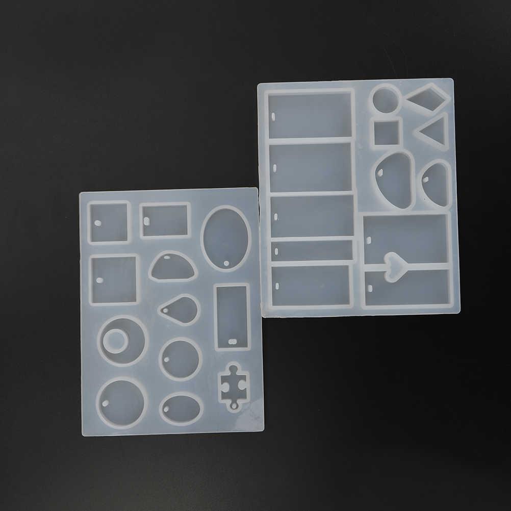 Модная подвеска Скрапбукинг силиконовая форма «сделай сам» декоративные ручное производство ювелирных изделий резиновая формочка