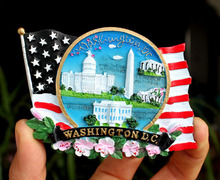 Washington refrigerator stickers