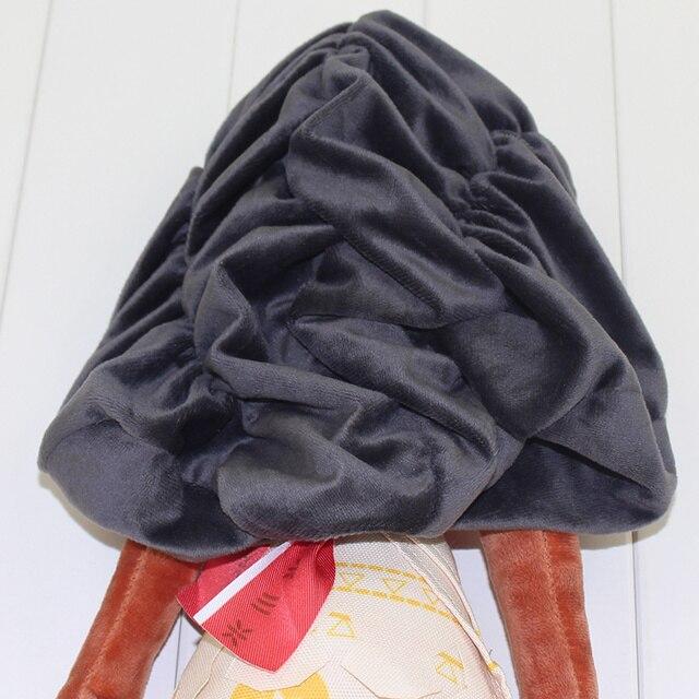 Poupée Moana princesse en peluche dessin animé 50 cm, chef Maui, peluche, cadeau pour noël