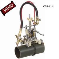 Manual handy Pipe Gas Cutting Machine pipe gas cutter CG2 11