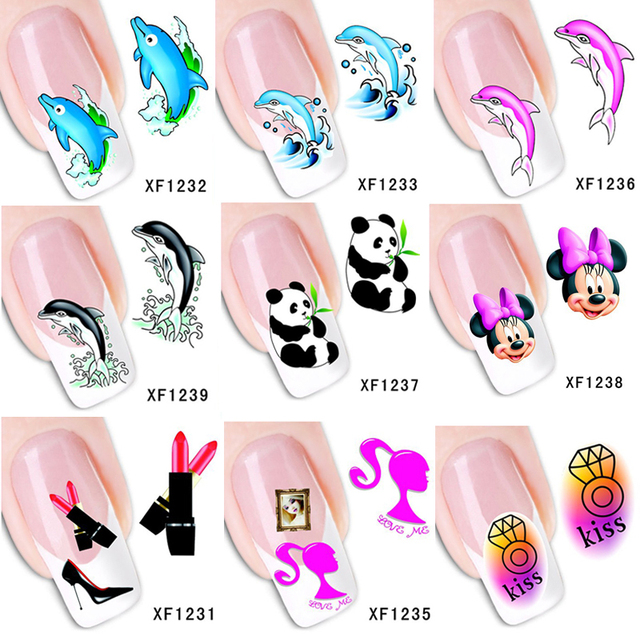 2016 Beauty Panda Dolphins Avatar Etc 12 Design Hot Selling Water