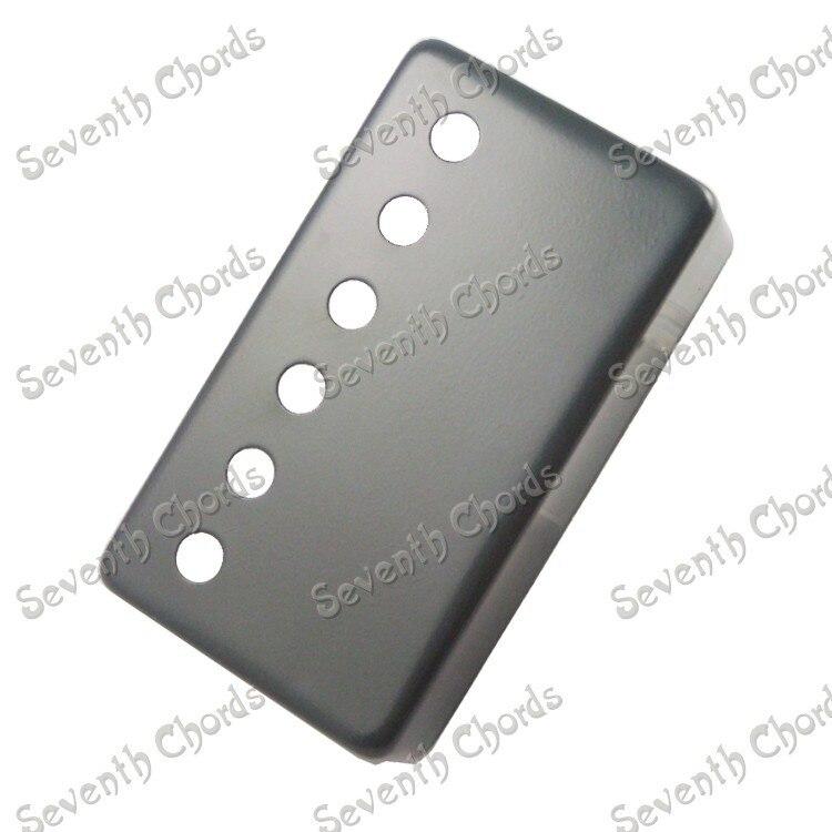 Black copper metal electric guitar pickup lids/LP pick up covers