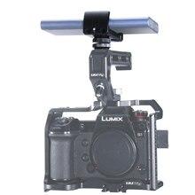 лучшая цена Universal Clamp Mount for DSLR Power Bank,Clip Holder 1/4 Tripod Screw for Canon Nikon Sony Camera External Battery Charging