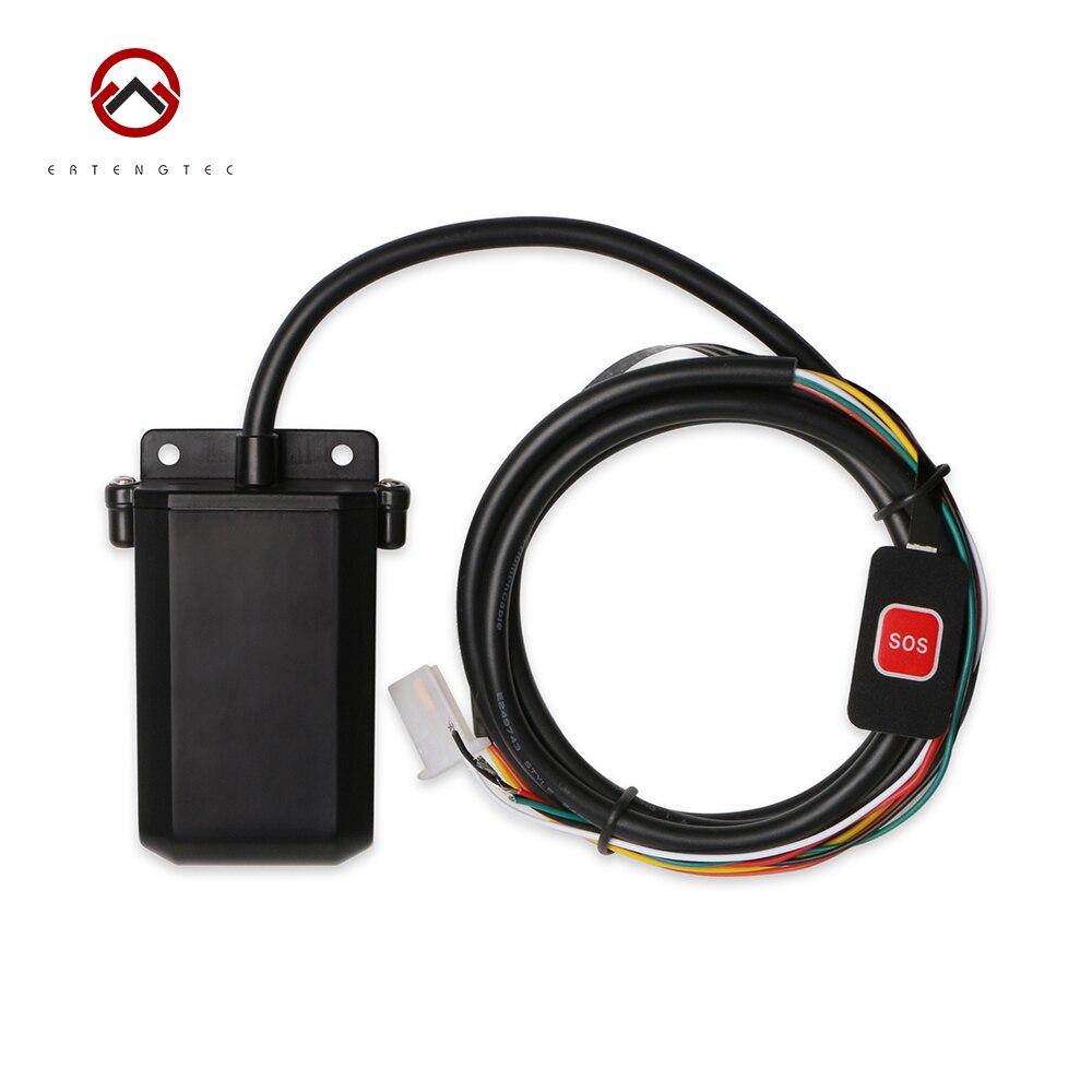 Moto GSM GPS Tracker étanche IP67 GPS localisateur dispositif de suivi XEXUN XT009 quadri-bande coupé moteur sans huile Web APP