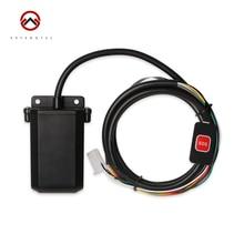 Moto de la motocicleta GSM Dispositivo de Rastreo GPS Tracker XEXUN XT009 IP67 Impermeable de Banda Cuádruple cortó Motor Aceite de Seguimiento Web Gratuito
