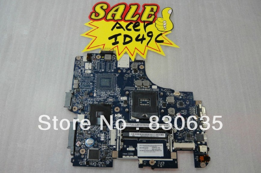 ID49C laptop motherboard ID49C 5% off Sales promotion, only one month FULL TESTED,, ASU