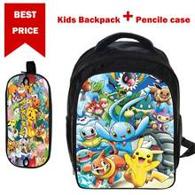 Anime 3D Pokémon Backpack
