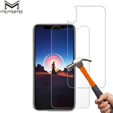 For iPhone X 10 Front+Back Tempered Glas 9H 2.5D Ultra-thin Protective Film Explosion-proof For iPhone X Back Screen Protector protective matte screen front back protector set for iphone 5 transparent white 2 set