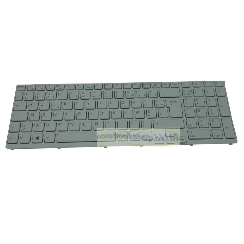 New notebook Laptop keyboard for sony Vaio SVE171C11M SVE171B11M  FR / french  layout for sony vpceh35yc b vpceh35yc p vpceh35yc w laptop keyboard