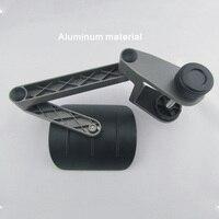 Ergonomic Computer Armrest Adjustable Arm Wrist Rest Support for Home Office Mouse Hand Bracket LCC77