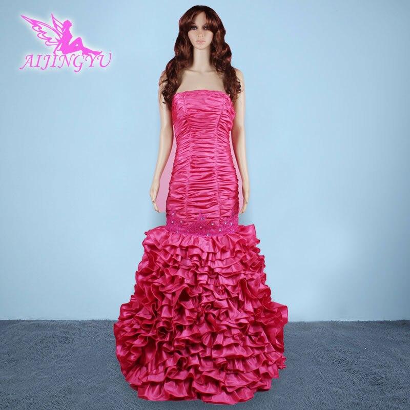 AIJINGYU 2017 new free shipping wedding dresses sexy women girl good wedding dress gown sy59