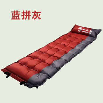 Automatic Inflatable Cushion Tent Pad Picnic Mat Outdoor Self-driving Travel Built-in Inflator Pump Canvas 5cm Rushed Widening