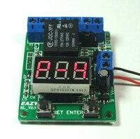 Multifunktions 12 V zeitrelais bord timing/zählen/countdown trigger/voltmeter erkennung control
