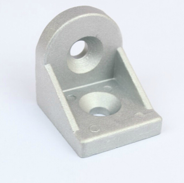 3030 Round Corner Angle Bracket Joint Aluminum Profile Extrusion