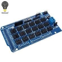For Arduino MEGA Sensor Shield V1 0 V2 0 Dedicated Expansion Development