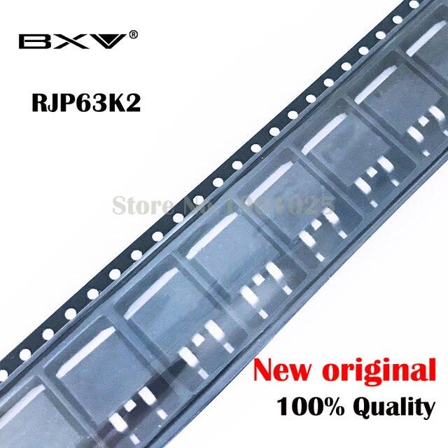 10pcs RJP63K2 MOSFET TO-263 63K2 new original