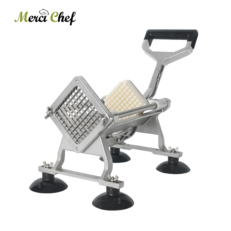 Potato French Fry Cutters Slicer Stainless Steel Vegetable Fruit Cutting Machine Potato Chip Slicer Kitchen Tool 6/9/13mm BladesPotato French Fry Cutters Slicer Stainless Steel Vegetable Fruit Cutting Machine Potato Chip Slicer Kitchen Tool 6/9/13mm Blades