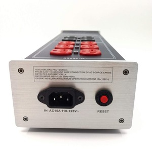 Image 4 - ミストラルwaudio W 3900ハイエンドオーディオノイズフィルタac電源パワーフィルター電源清浄機米国電源ストリップ