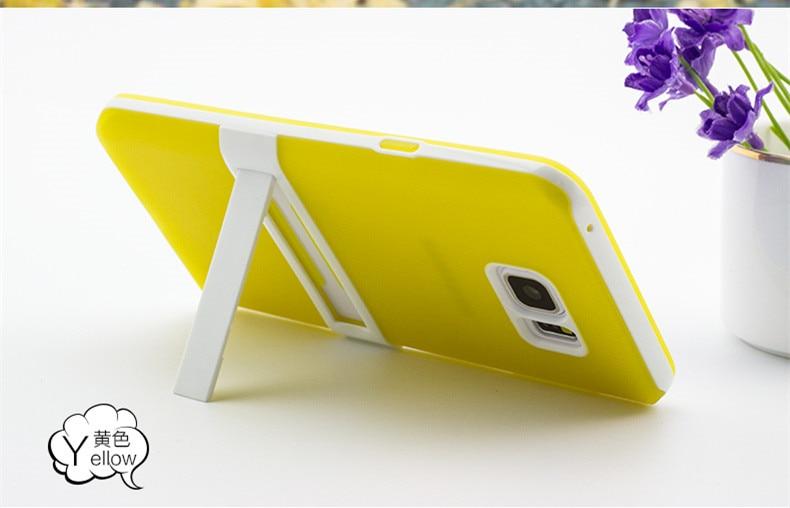 Ultratunn PC Frame TPU Soft Cover Silicon Fodral för Samsung Galaxy - Reservdelar och tillbehör för mobiltelefoner - Foto 4