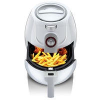 220V 3 2L Multifunctional Electric Deep Fryer Oil Free Smokeless Electric Air Fryer French Fries Machine