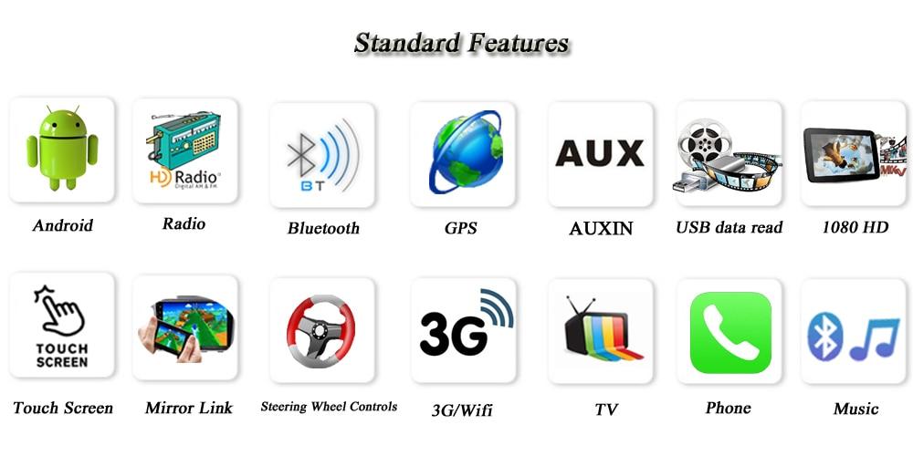 Top Liandlee Car Android 7.1 up For Audi A8 S8 D2 4D 1994~2003 Radio DVD TV Carplay Camera GPS Navi Navigation BT Screen Multimedia 4