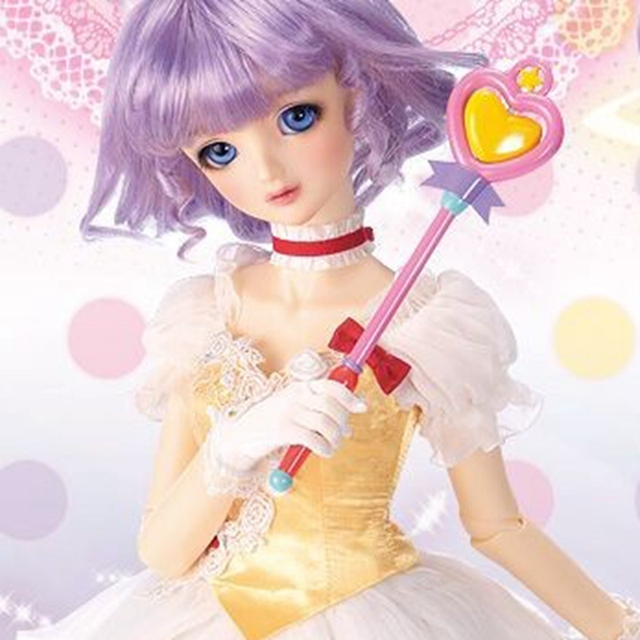 Creamy Mami bjd sd dolls 1/3 body model  girls boys eyes High Quality toys  shop resin Free eyes