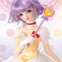 ครีม Mami BJD SD ตุ๊กตา 1/3 BODY ชุดเด็กตาคุณภาพสูงของเล่น Shop เรซิ่นดวงตาฟรี