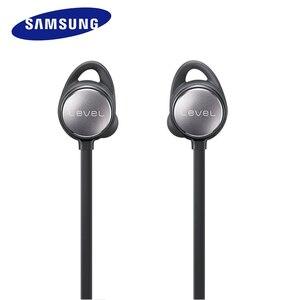 Image 5 - Samsung Original niveau actif téléphone portable intra auriculaire écouteur dans un fil blé S8/7 + avec réduction Active du bruit officiel authentique