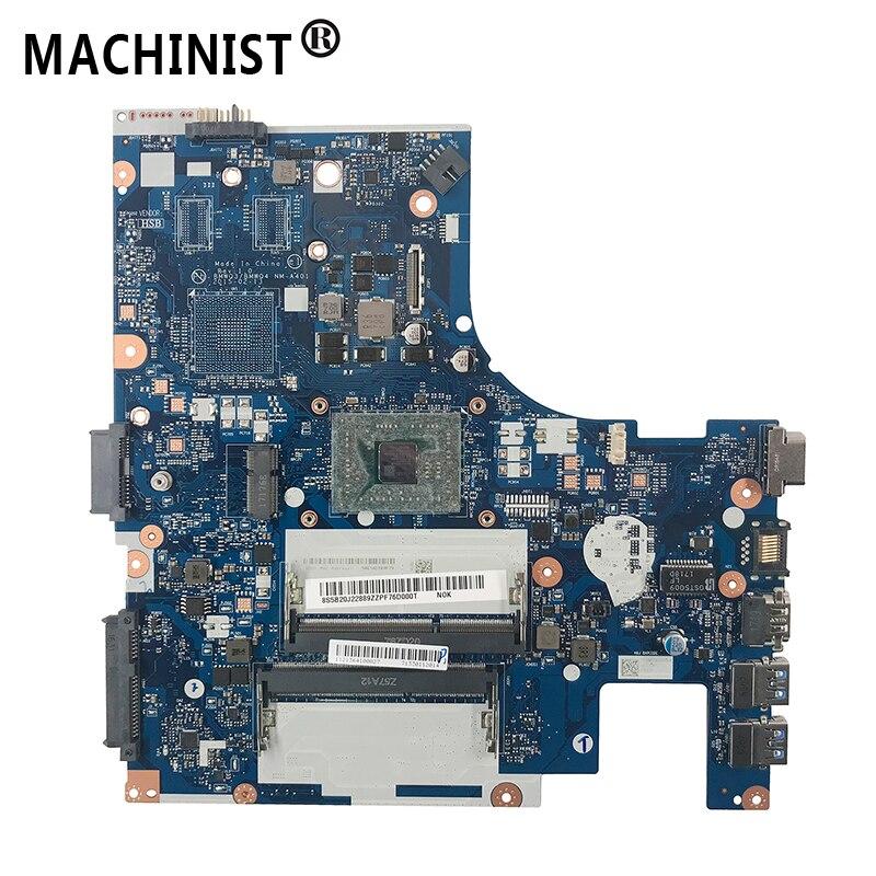 Original  For Lenovo G41-35 Laptop Motherboard A6-7310 CPU DDR3 5B20J22889 5B20J22944 BMWQ3/BMWQ4 NM-A401 100% Fully Tested
