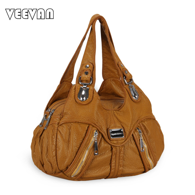 Fashion Brands High Quality Leather Womens