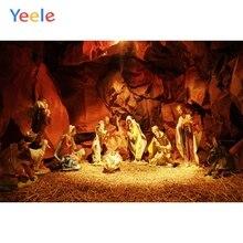Yeele Christmas Family Photocall Religion Customized Photography Backdrop Personalized Photographic Backgrounds For Photo Studio