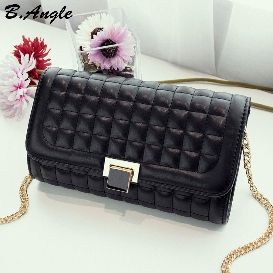 Высокое качество блестками кнопку плед женщин сумка цепи сумка женские  кожаные сумки на ремне через плечо 8c69e8ca6ef