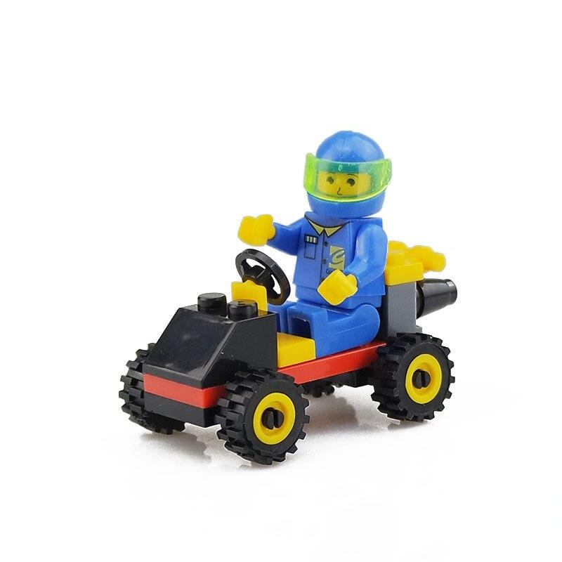 1 Set Bouw Speelgoed Model Building Kits Bagage Auto Educatief Speelgoed Hobby Voor Kinderen Kleuterschool Geschenken Elegante Vorm