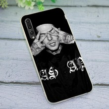 Print Soft TPU Silicone Case for Huawei P Smart 2018 Jesse Rutherford Phone Cover Mate 10 20 Pro P8 P9 P10 Lite P20 P30 Skin