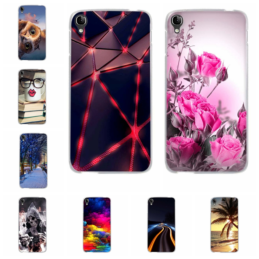 US $0 93 15% OFF|For Alcatel idol 3 Case 5 5 Back Cover For Alcatel One  Touch Idol 3 5 5