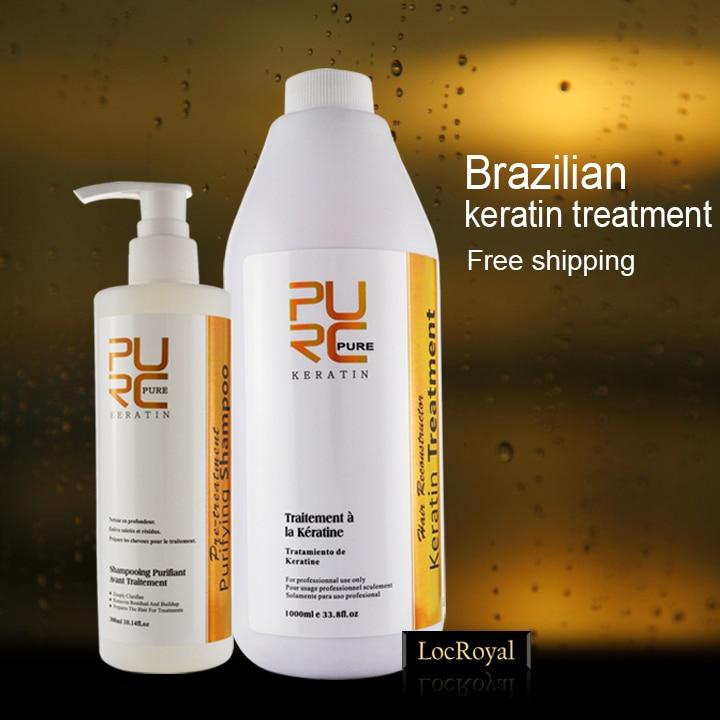 Aliexpress.com : Buy Brazilian Keratin Treatment straightening hair 1000ml keratin treatment
