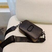Razaly brand high quality designer wide strap camera bag small flap women satchels split leather clutch purse handbags bolsas