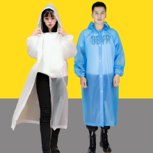 Transparent Raincoat Women Men Rainwear Male Rain Coat Waterproof Cover Impermeable Motorcycle Poncho Outdoor