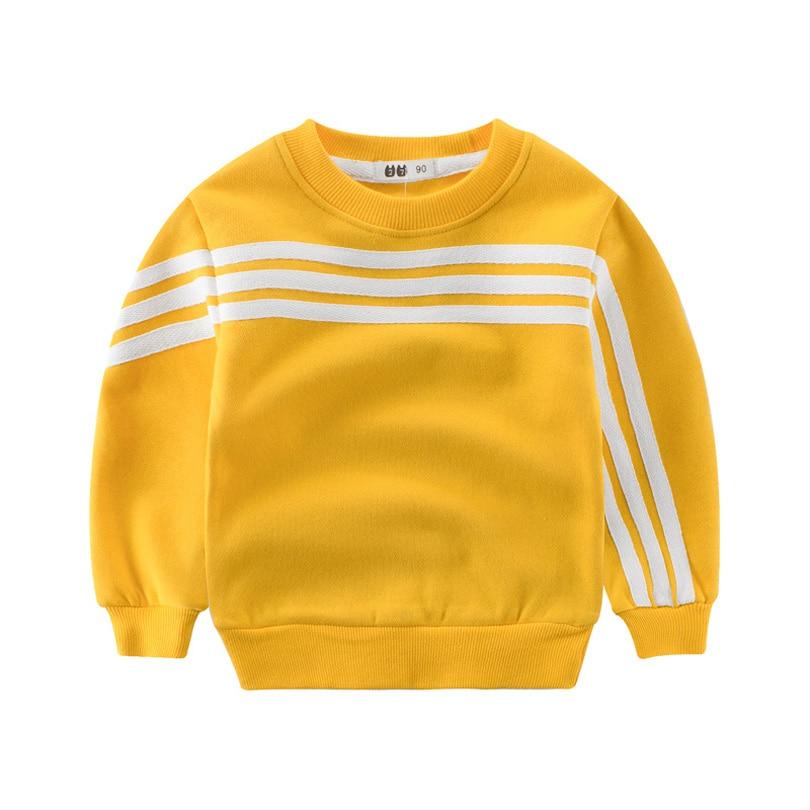 Зимние Bobo толстовка теплая детская одежда с длинным рукавом Футболки для маленьких мальчиков плотные толстовки Одежда для детей #от 1 до 10 л... ...