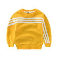 Winter Bobo   Sweatshirt   Warm Kids Clothes Long Sleeve T-shirts Baby Boy Thick   Hoodies     Sweatshirts   1-10T Children Clothing   Hoodies