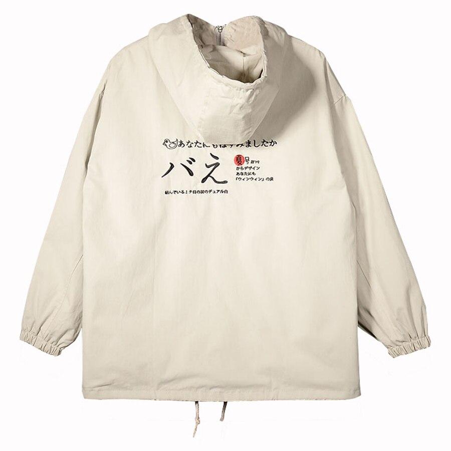 Летние повседневные куртки Для мужчин 2018 Slim Fit японские Уличная куртки Для мужчин Harajuku Jaqueta Masculina Для мужчин одежда 2018 5T0144