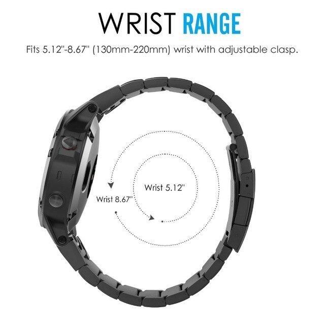 20 мм 22 мм металлический ремешок из нержавеющей стали для samsung Watch Active gear S3 S2 классические полосы для huami Amazfit GTR Bip huawei GT Band
