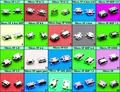 20 modelos micro usb conector muito comum usado porta de carregamento para zte huawei lenovo e outras marcas móvel, tablet gps