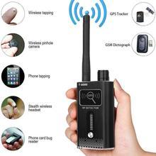 Анти-Шпион gps сигнал объектив RF трекер wifi ошибка GSM детектор T-6000 2G 3g 4G дефектоскоп детектор сигнала