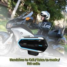 オートバイヘルメットインターホンヘルメットオートバイ用インターホンモト Bluetooth インターホンオートバイインターホンヘッドフォン Fm ラジオ